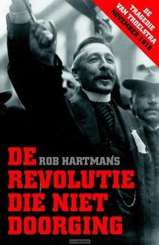 DE REVOLUTIE DIE NIET DOORGING - HARTMANS, ROB - 9789401913409