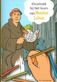 KLEURBOEK BIJ HET LEVEN VAN MAARTEN LUTH - KLOOSTERMAN-COSTER, WILLEMIEKE - 9789402901566