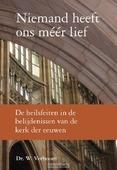 NIEMAND HEEFT ONS MEER LIEF - VERBOOM, W. - 9789402902631