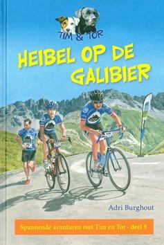 HEIBEL OP DE GALIBIER - BURGHOUT, ADRI - 9789402904697