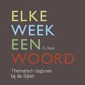ELKE WEEK EEN WOORD - ROOS, G. - 9789402905090