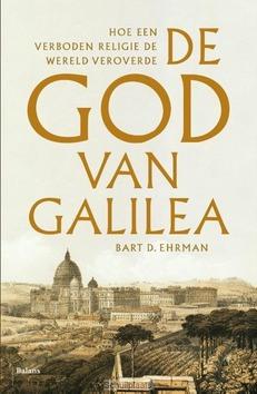 DE GOD VAN GALILEA - EHRMAN, BART - 9789460038266