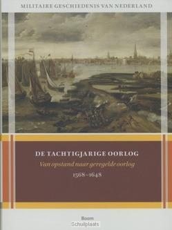 DE TACHTIGJARIGE OORLOG - GROEN (RED) - 9789461054753