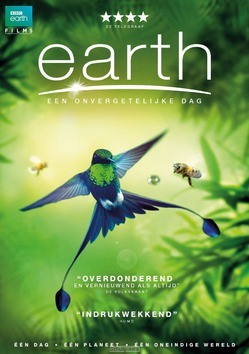 DVD EARTH - EEN ONVERGETELIJKE DAG - 9789461875273