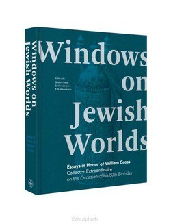 WINDOWS ON JEWISH WORLDS - SABAR, SHALOM; SCHRIJVER, EMILE; WIESEMA - 9789462494565