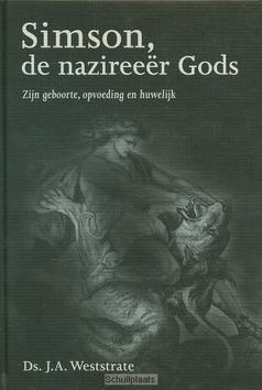 SIMSON, DE NAZIREEER GODS - WESTSTRATE, J.A. - 9789462780743