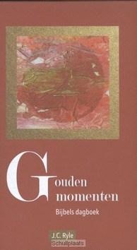 GOUDEN MOMENTEN BIJBELS DAGBOEK - RYLE, J.C. - 9789462782709