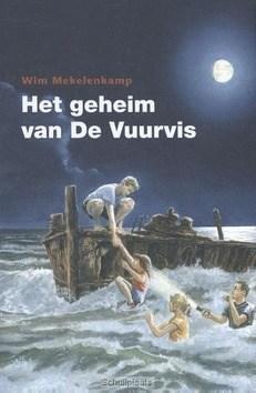 GEHEIM VAN DE VUURVIS - MEKELENKAMP, WIM - 9789462783263