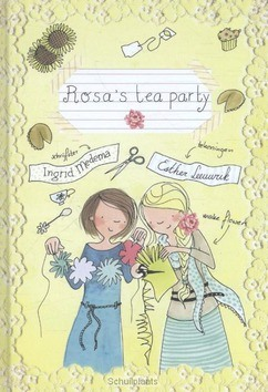 ROSA'S TEA PARTY - MEDEMA, INGRID - 9789462783324