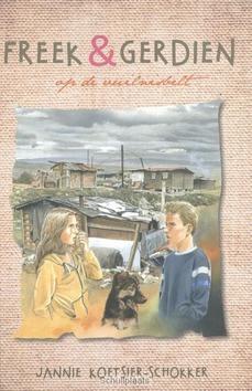 FREEK EN GERDIEN 7 OP DE VUILNISBELT - KOETSIER-S, J. - 9789462783522