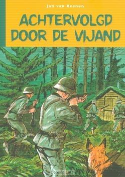 ACHTERVOLGD DOOR DE VIJAND - REENEN, JAN VAN - 9789462783966
