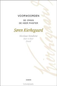 VOORWOORDEN - KIERKEGAARD, SØREN - 9789463401302