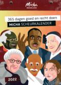MICHA SCHEURKALENDER 2022 - 9789463691420