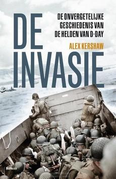 DE INVASIE - KERSHAW, ALEX - 9789463820295