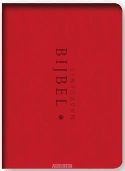NAARDENSE BIJBEL - ROOD - OUSSOREN, PIETER - 9789490708917