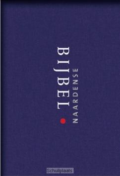 NAARDENSE BIJBEL BLAUW LINNEN - OUSSOREN, PIETER - 9789490708955