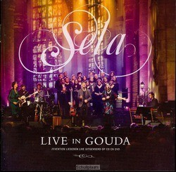 LIVE IN GOUDA CD/DVD - SELA - 9789490864491