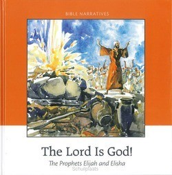 LORD IS GOD - MEEUSE, C.J. - 9789491000133