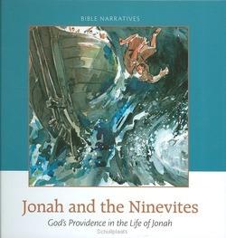 JONAH AND THE NINEVITES - MEEUSE, C.J. - 9789491000348