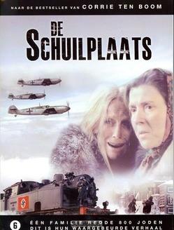 DVD SCHUILPLAATS - BOOM, CORRIE TEN - 9789491001130