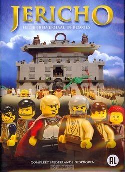 DVD JERICHO BIJBELVERHAAL IN BLOKJES - 9789491001857