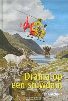 DRAMA OP EEN STUWDAM - BURGHOUT, A. - 9789491586583