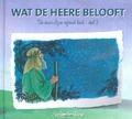 DIE EENVOUDIGEN 02 WAT DE HEERE BELOOFT - SCHOUTEN-V, A. - 9789491586736