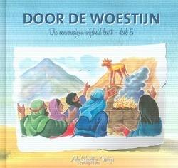 DIE EENVOUDIGEN 5 DOOR DE WOESTIJN - SCHOUTEN-V, A. - 9789491586767