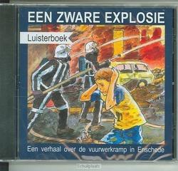 ZWARE EXPLOSIE LUISTERBOEK - KOETSIER-S, J. - 9789491601101