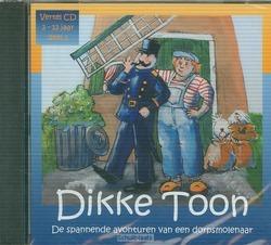 DIKKE TOON 1 LUISTERBOEK - SPIJK, ARNO VAN - 9789491601125