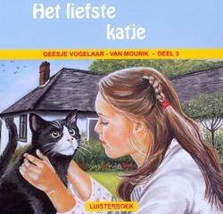 LIEFSTE KATJE LUISTERBOEK - VOGELAAR-M, GEESJE - 9789491601132