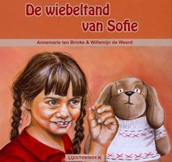 WIEBELTAND VAN SOFIE LUISTERBOEK - BRINKE TEN, ANNEMARIE - 9789491601231