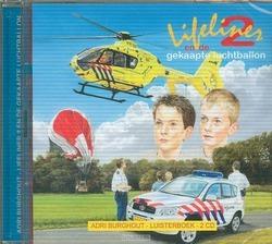 LIFELINER 2 EN DE GEKAAPTE LUISTERBOEK - BURGHOUT, A. - 9789491601262