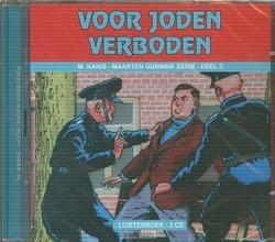 VOOR JODEN VERBODEN LUISTERBOEK - KANIS, M. - 9789491601286