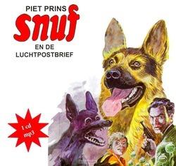 SNUF EN DE LUCHTPOSTBRIEF LUISTERBOEK - PRINS, PIET - 9789491601422