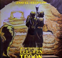MYSTERIE VAN DE LEEUWENTROON LUISTERBOEK - PEERSMANN, JENIFFER - 9789491601477