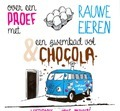 PROEF MET RAUWE EIEREN LUISTERBOEK - MIJNDERS, HANS - 9789491601576