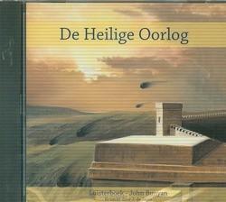 HEILIGE OORLOG LUISTERBOEK - BUNYAN, JOHN/JAGER - 9789491601606