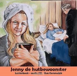 JENNY DE HUTBEWOONSTER LUISTERBOEK - CORENWIJCK, EVA - 9789491601620