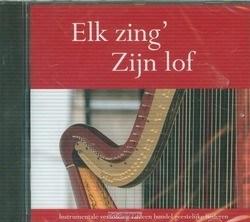 ELK ZING ZIJN LOF CD/MP3 - HAAN, M.DEN / MANEN, A.M. VAN - 9789491601682