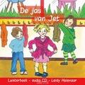JAS VAN JET LUISTERBOEK - MOLENAAR-J, LEIDY - 9789491601750