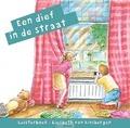 DIEF IN DE STRAAT LUISTERBOEK - BINSBERGEN, LIESBETH - 9789491601828