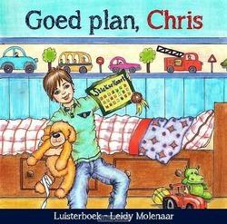 GOED PLAN CHRIS LUISTERBOEK - MOLENAAR, LEIDY - 9789491601910