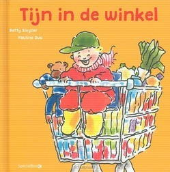 TIJN IN DE WINKEL - SLUYZER, BETTY - 9789491662386