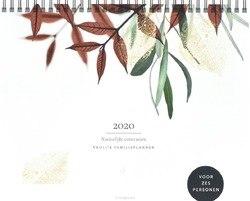 VROLIJK FAMILIEPLANNER 2020 - ESSENCIO - 9789491808531