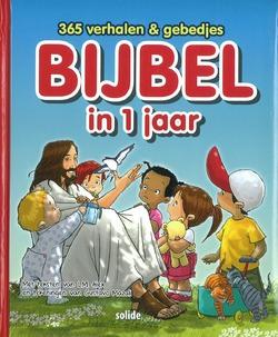 BIJBEL IN EEN JAAR [365 VERHALEN EN GEB] - ALEX / MAZALI - 9789492092045