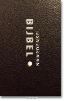 NAARDENSE BIJBEL ROYAAL, ZWART, LEER - OUSSOREN, PIETER - 9789492183446