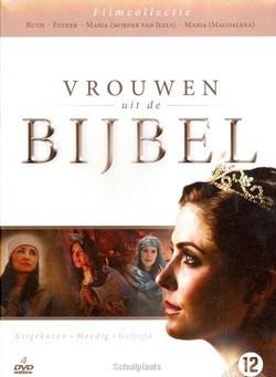 DVD VROUWEN UIT DE BIJBEL (4-DVD) - 9789492189264