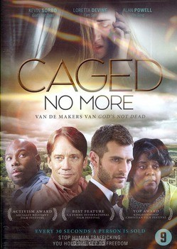 DVD CAGED NO MORE - 9789492189370