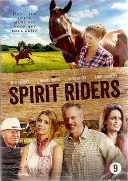 DVD SPIRIT RIDERS - 9789492189387
